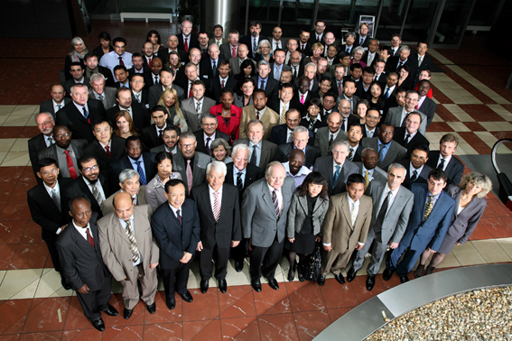 Group Photo - 46th CIML Meeting